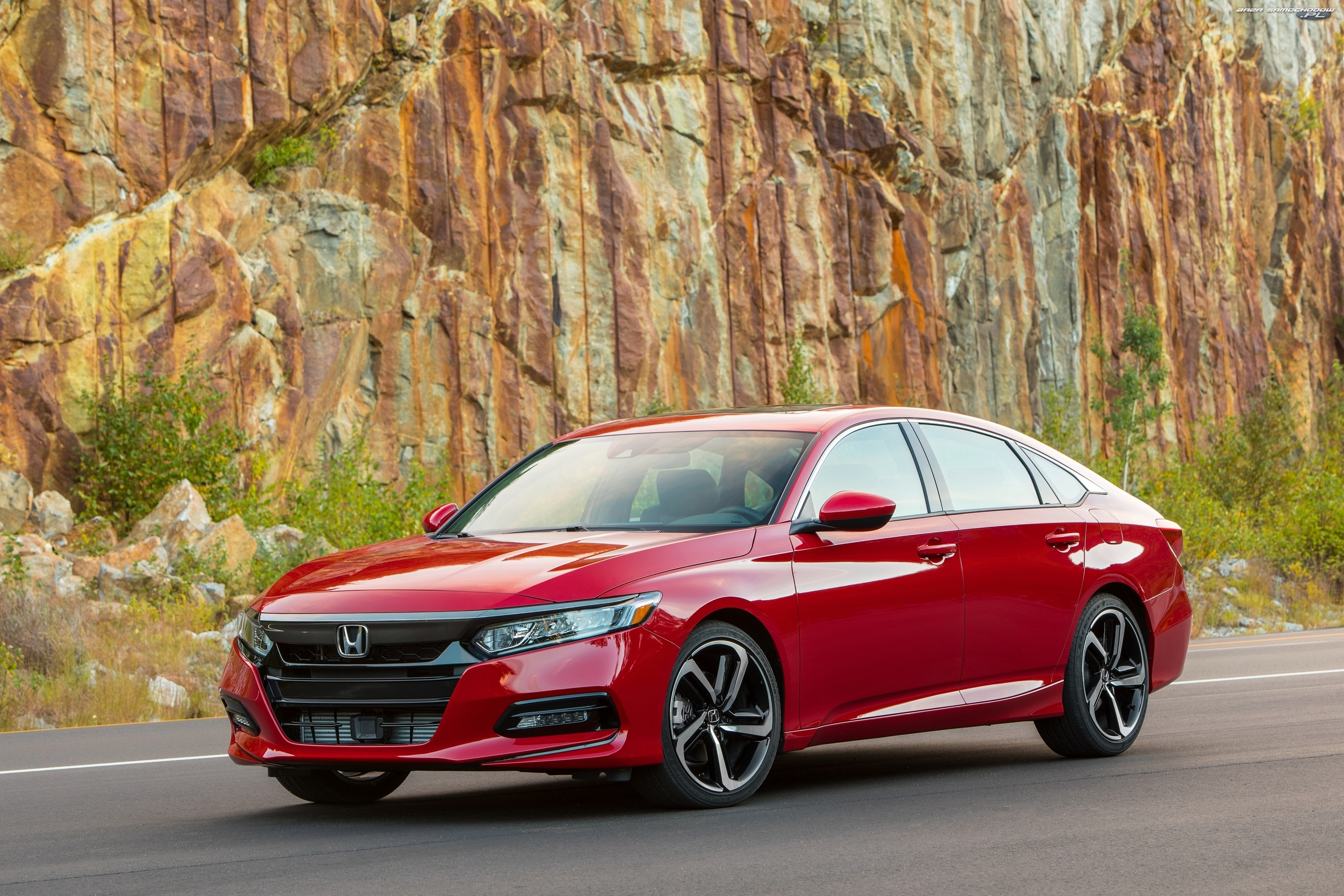 Honda Accord 2.0T Sport, 2018